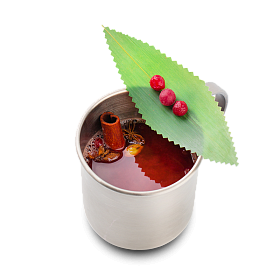 Pineapple Cranberry Rum Drink